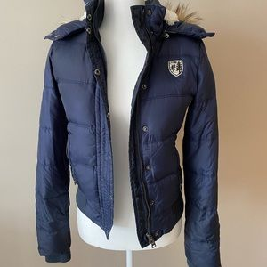 American eagle outfitter down jacket size small